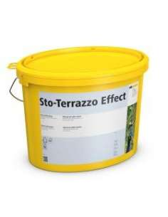 STO Sto-Terrazzo Effect