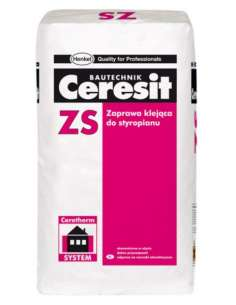 ZS Adhesive for polystyrene