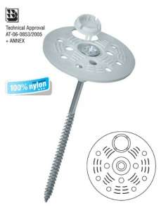 TD-60 Screw fastener fo use in timber