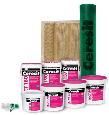 Ceresit Classic Wool Products