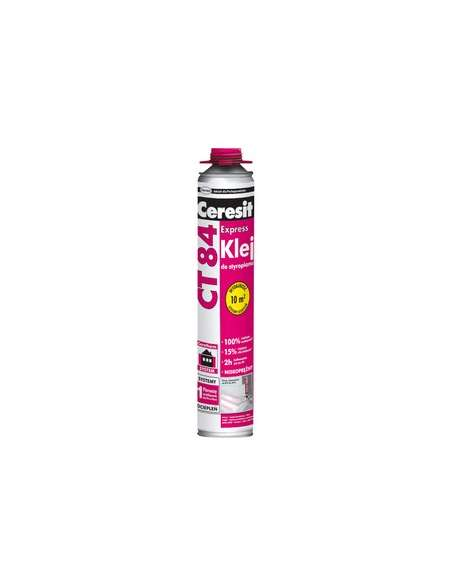 Ceresit CT 84 Express PU-adhesive for EPS-boards