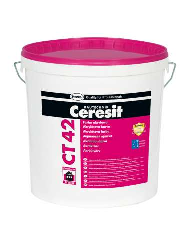 CT 42 Acrylic paint