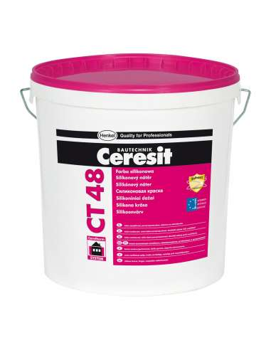 CT 48 Silicone paint