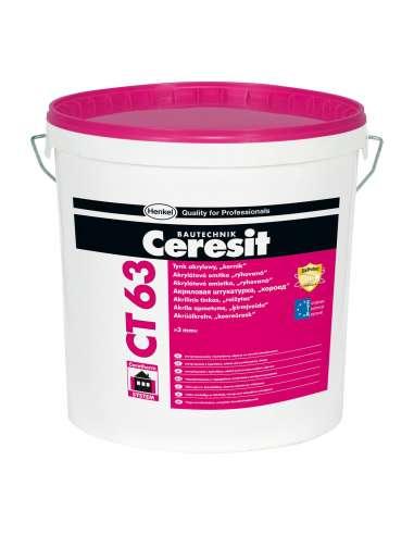 CT 63 Acrylic plaster rustic texture